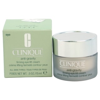 Clinique Anti-Gravity Firming Eye Lift Cream - All Skin Types 0.5-ounce Eye Cream