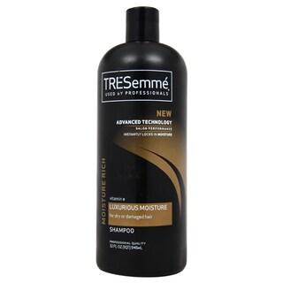 Tresemme Moisture Rich 32-ounce Vitamin E Shampoo for Dry or Damaged Hair