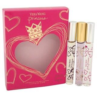 Vera Wang Princess Variety Women's 3-piece Mini Fragrance Set
