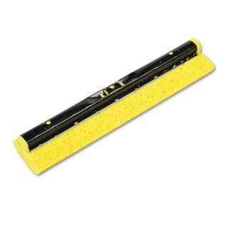 Rubbermaid Commercial Mop Head Yellow Sponge 12-inch Refill for Steel Roller
