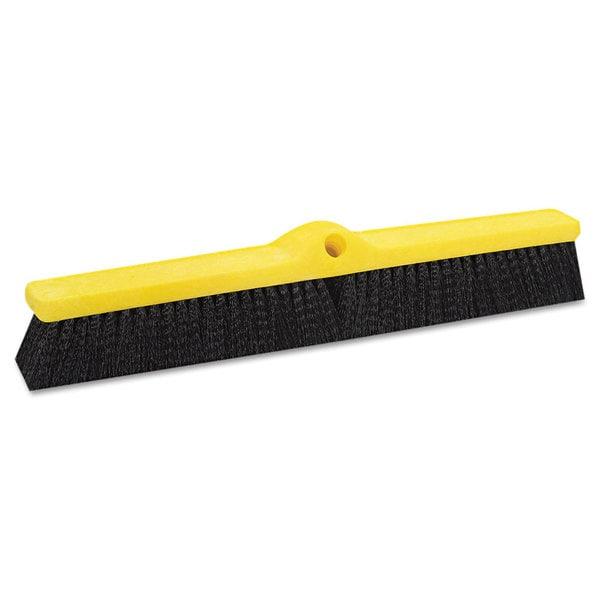 Rubbermaid Commercial Medium Black Floor Sweeper