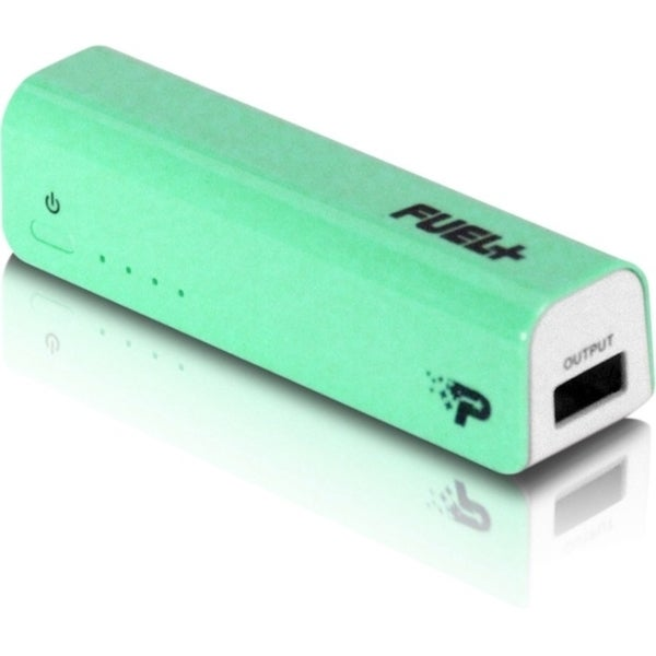 Patriot Memory FUEL+ Mobile Rechargeable Battery 2200 mAh - Green (PC