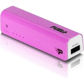 Patriot Memory FUEL+ Mobile Rechargeable Battery 2200 mAh - Pink (PCP