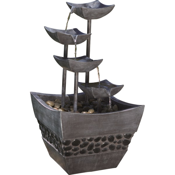 Rockridge 31-inch 4-tier Fountain
