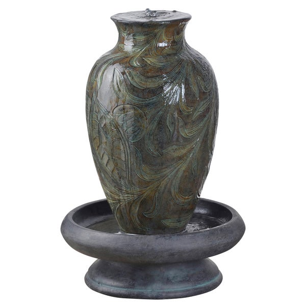 Brielle Resin Vase Fountain