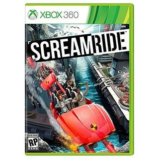 Xbox 360 - Scream Ride