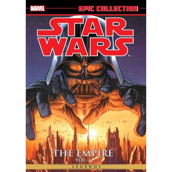 The Empire 1: Legends (Paperback) 13921677