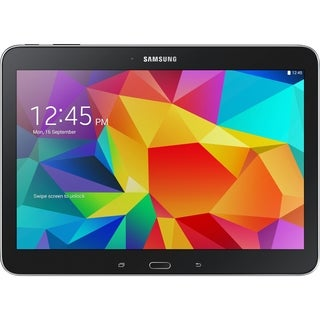 "Samsung Galaxy Tab 4 SM-T537 16 GB Tablet - 10.1"" - Wireless LAN - Ve"