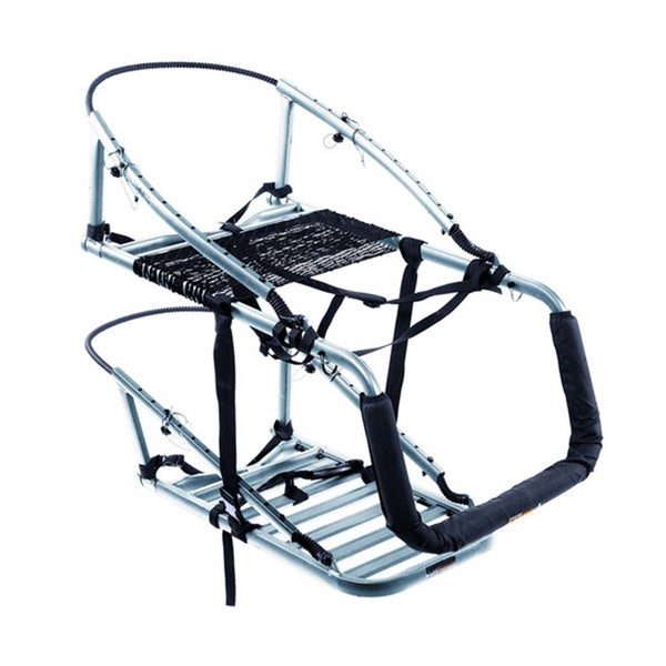 Ol' Man Grand Alumalite Comfort Tech Seating Climbing Stand