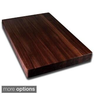 1.5-inch Square Kobi Block Walnut Edge Cutting Board