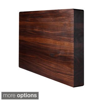2-inch Square Kobi Blocks Walnut Cutting Board