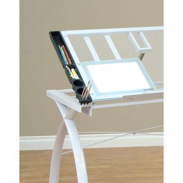 Studio Designs White Light Pad Support Bars