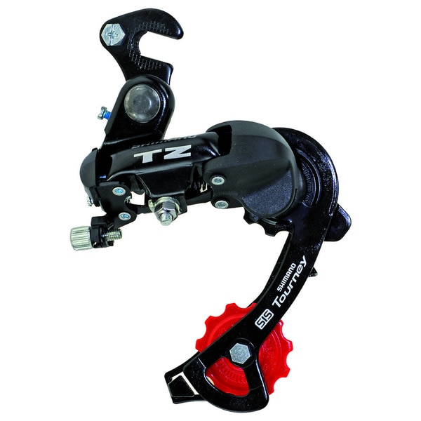 RD-TZ50-6-GSD Derailleur with Hanger Mount