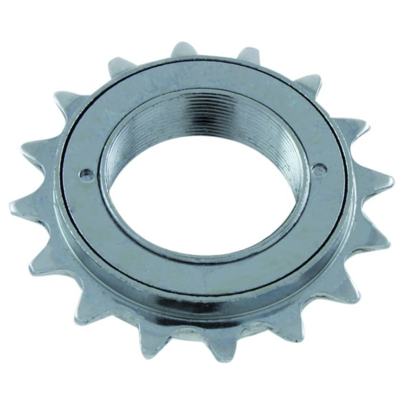 Single Speed 16-tooth Silver Freewheel