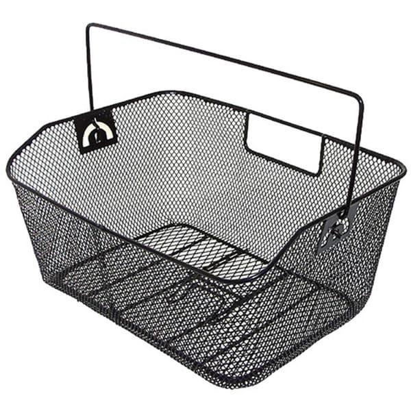 Wide Rear Wire Basket