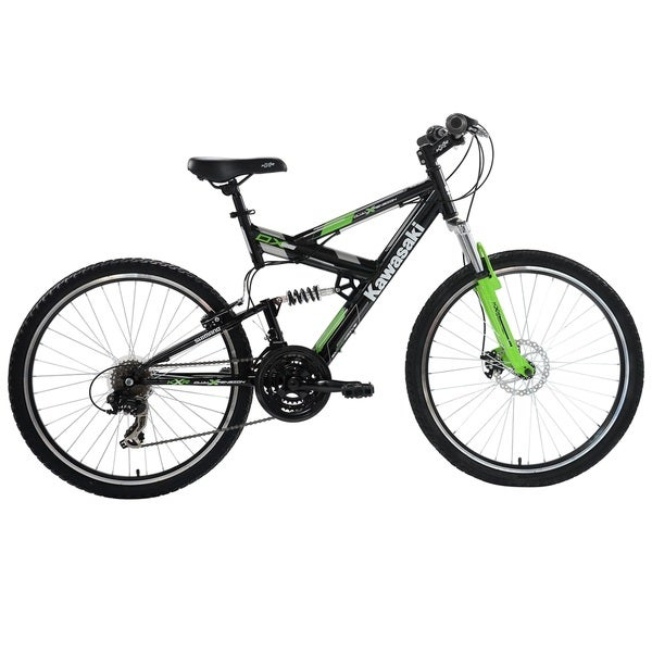 DX 26 Full Suspension Bicycle