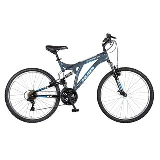 Polaris - Scrambler 26 Full Suspension Bicycle