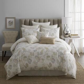 Modern Living Oxidized Leaf 4-piece Comforter Set