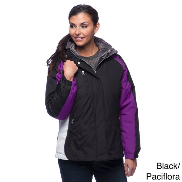 Below Zero Women's 3-in-1 Systems Jacket