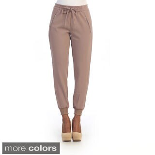 Hadari's Women's Casual Straight Pants
