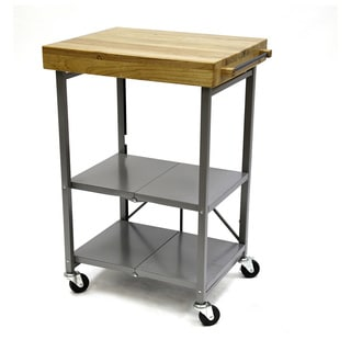 Origami Kitchen Cart with Cover