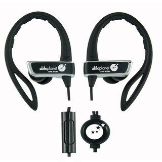 True Fidelity Sport Hook Sound Isolation Earphones