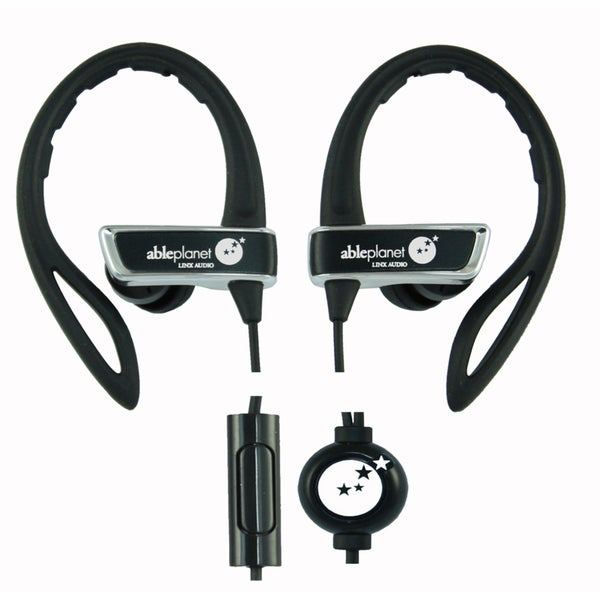 Able Planet True Fidelity Sport Hook Sound Isolation Earphones