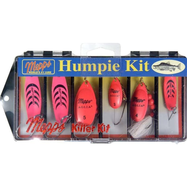 Mepps Humpie Killer Lure Kit