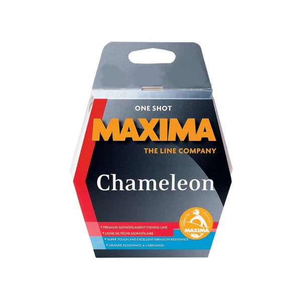 Maxima One Shot Spool Chameleon 220-yard Monofilament Fishing Line
