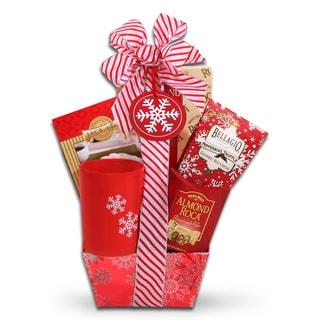 Snowy Night Cocoa Gift Box