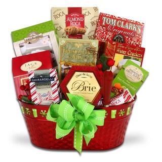 Holiday Gourmet Magic Gift Basket