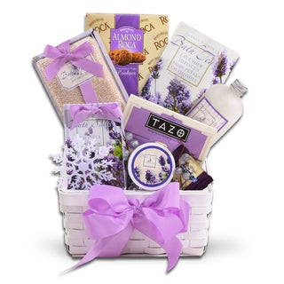 Winter Wonderland Spa Gift Basket