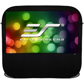 "Elite Screens Pop-up Cinema POP84H Projection Screen - 84"" - 16:9"