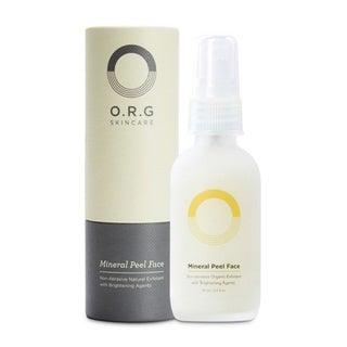 O.R.G. Skincare 2-ounce Mineral Face Peel