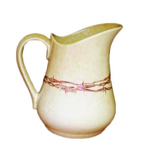 Barbwire Collection 36-ounce Pitcher Server