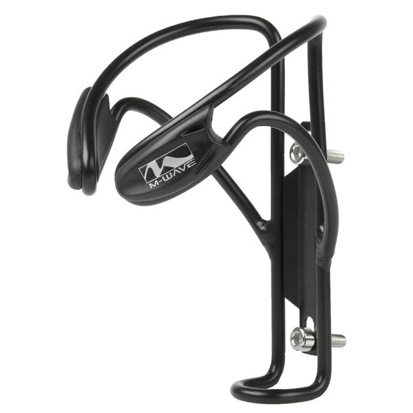 Black Alloy Pro Water Bottle Cage