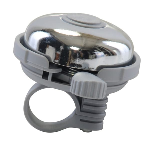 M-Wave Chrome Platted Rotary Action Bell