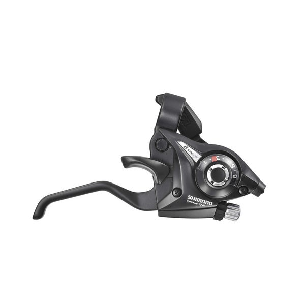 Alivio/Acera/Altus Shifter And Brake Lever Right Integrated (7) ST-EF51