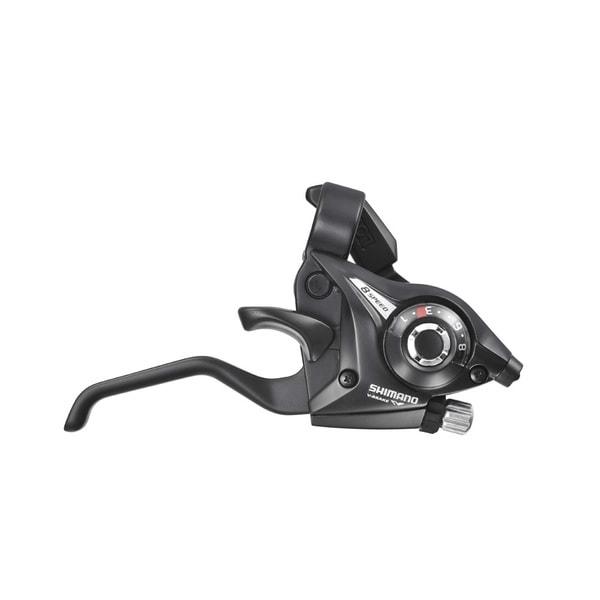 Alivio/Acera/Altus Shifter And Brake Lever Right Integrated (7) ST-EF51