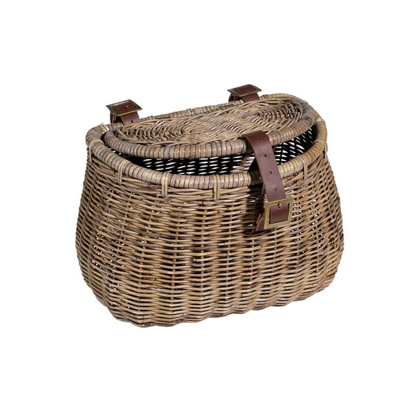 Madaket (Creel Basket with Lid)