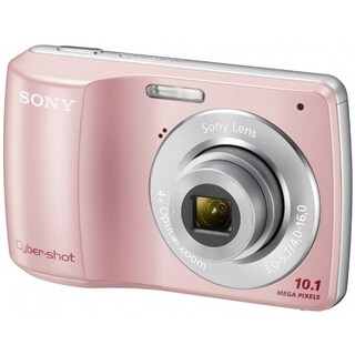 Sony Cybershot S3000 Pink Compact Digital Camera