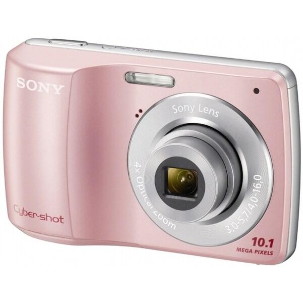 Sony Cybershot S3000 Pink Compact Digital Camera
