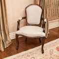 Christopher Knight Home Maryland Weathered Wood Arm Chair