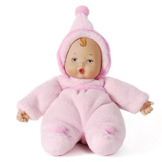 Madame Alexander My First Baby Powder Pink Doll
