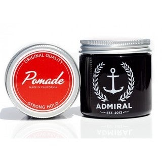 Admiral Supply Strong Hold 4-ounce American Hair Wax Gel