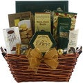 Holiday Delights Gourmet Christmas Gift Basket