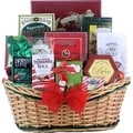 Tis the Season Medium Gourmet Holiday Christmas Gift Basket