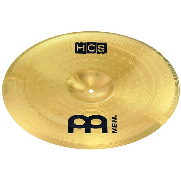 Meinl Cymbals HCS16CH 16-inch HCS Traditional China Cymbal