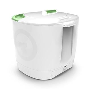 The Laundry POD White Portable Hand Powered Washing Machine