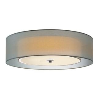 Sonneman Lighting Puri 22 inch 3-Light Surface Mount